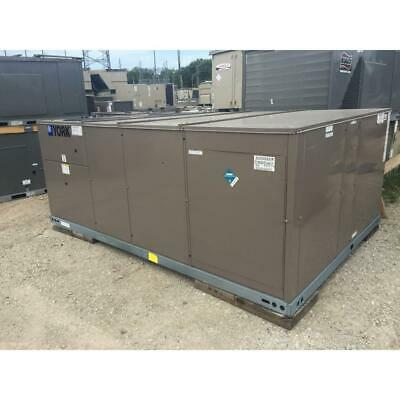 York Zf240N30D4C1Aaa1A1 20 Ton Rooftop Gas/Electric Ac Unit 10 Eer, 460-60-3