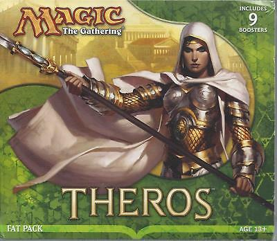 MTG Theros FAT PACK / BUNDLE Sealed Magic the Gathering