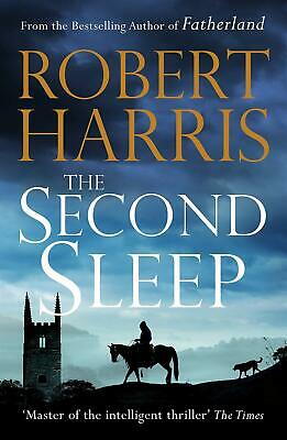 Signed Book - The Second Sleep by Robert Harris First Edition 1st Print
