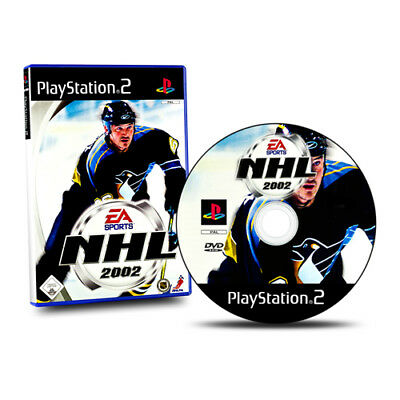 Playstation 2 - PS2 Spiel NHL 2002 mit OVP ohne Anleitung #A