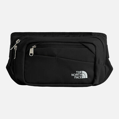 The North Face Bozer Hip Pack II Waist and Sling Bag - Black