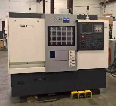 Hwacheon Cutex 160A 2-Axis CNC Lathe - LMC #47679
