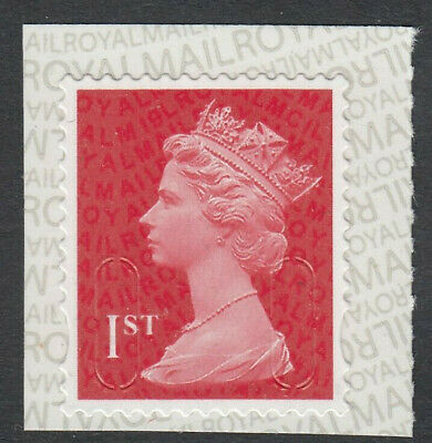 GB 2019 1st CLASS S/A BOOKLET STAMP SG.No.U3027 CODE M19L MCIL SBP2i From PM67