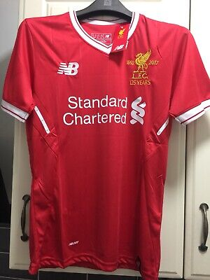 Liveroool Football Shirt - £11.95 - Small - Short Sleeve - New With Tags  (S)
