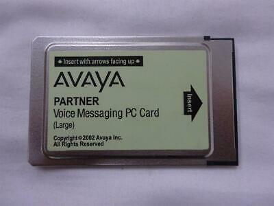 Avaya Partner Voice Messaging Large R3.0 CWD4B 700226525 2 Port 16 Mailbox PC Ca