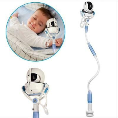 Universal Camera Holder Flexible Video Monitor Stand For Baby Cradle Crib