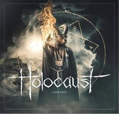 Holocaust - Elder Gods-Digipak Edition CD Sleaszy Rider NEW