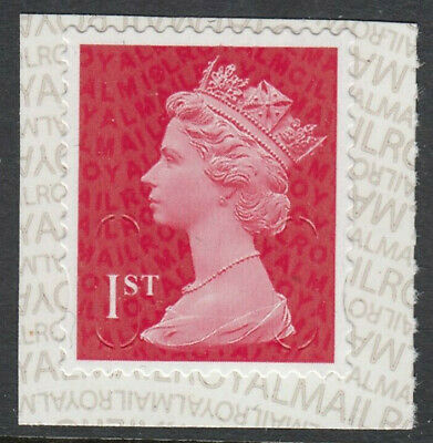 GB 2019 1st CLASS S/A BOOKLET STAMP SG.No.U3027 CODE M19L MCIL SBP2i From PM68