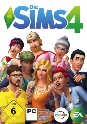 Die Sims 4 PC/Mac Download Vollversion Hauptspiel EA Origin Code Email