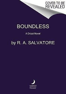 Boundless: A Drizzt Novel by R.A. Salvatore (English) Hardcover Book Free Shippi