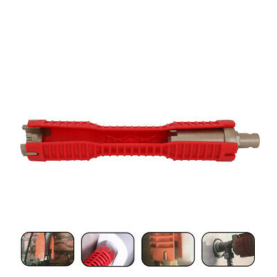 Faucet and Sink Installer Socket Wrench Multifunctional Spanner Turn Tool 300mm