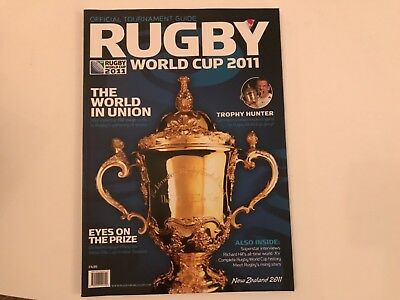 Rugby World Cup 2011 official tournament guide