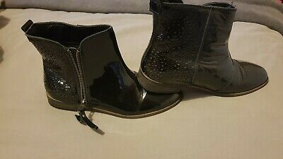 hand crafted in Portugal Beppi Girls Leather Boots QUICK Fastening