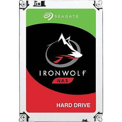 "4TB 6TB 8TB 10TB 12TB 14TB 16T Seagate IronWolf NAS HDD 3.5"" Internal Hard Drive"