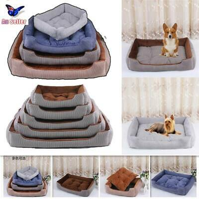 S-XXXL Pet Dog Cat Mattress Bed Extra Large Soft Warm Washable Padding Mats