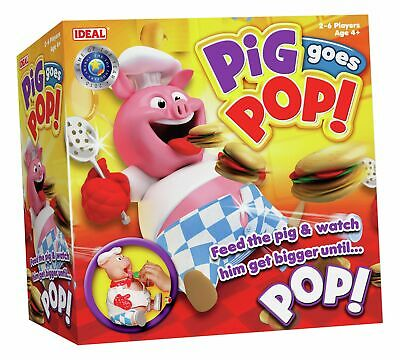 Pig Goes Pop! Game 2-6 Players 4+ Years