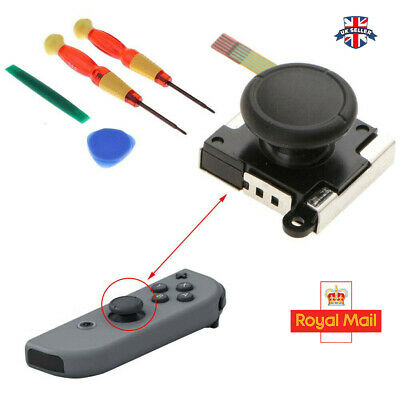 Replacement  3D Analog Joystick Thumb Stick For Nintendo Switch NS Joy-Con UK