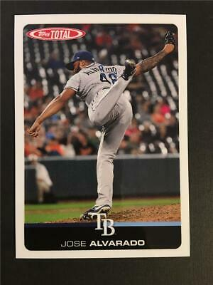 2019 Topps Total Wave 6 #564 Jose Alvarado Rays Only 372 Made