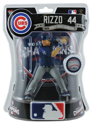 """Anthony Rizzo (Chicago Cubs) 2017 MLB 6"""" Figure Imports Dragon #/2000"""