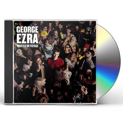 GEORGE EZRA - WANTED ON VOYAGE - CD ALBUM our ref 1656