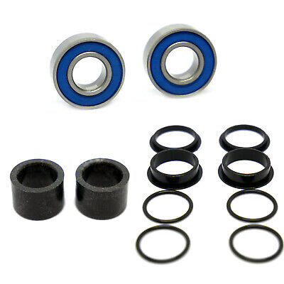 Total Bearings Kit for Crank Brothers Egg Beater//Candy//Mallet//5050 2010-2016