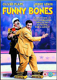 Funny Bones [DVD] [1995], New, DVD, FREE & FAST Delivery