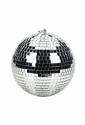 """8"""" Mirror Disco Ball Club Fever Halloween Party Decoration Prop MB8D"""