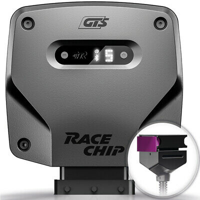 Chiptuning RaceChip GTS für Ford S-MAX 2.0 TDCi 115PS Tuningbox