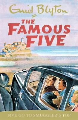 Five Go to Smuggler's Top (Famous Five), Enid Blyton, New, Book