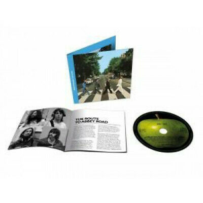 """BEATLES Abbey Road €"""" 50Th Anniversary Edition CD Europe Apple 2019 In Digi"""