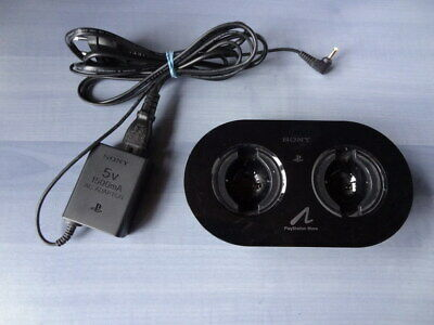 1 original Sony Ladestation Charging Station für 2 Move Motion Controller PS3