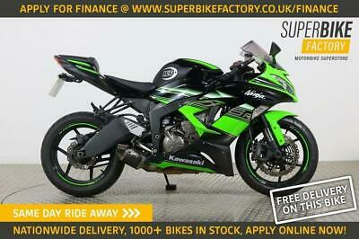 2016 16 Kawasaki Zx-6R Abs Nationwide Delivery, Used Motorbike