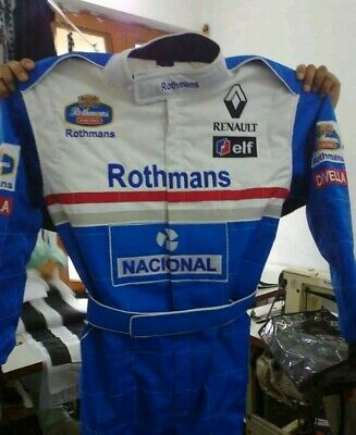 Rothmas Kart Racing suit printed  suit free gifts included