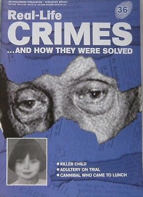 Real-Life Crimes Issue 36 - Killer Child Mary Bell