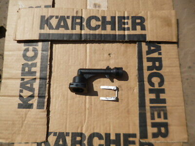 Karcher Pressure Washer K4.91 Outlet Pipe Part No 9.036-703 ** USED **