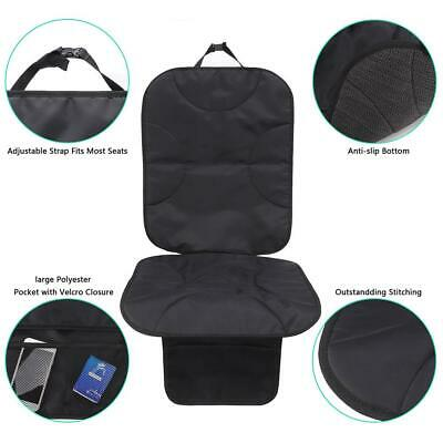 Child Safety Mat Waterproof Car Seat Protector Non-Slip Wear  Cushion Cover