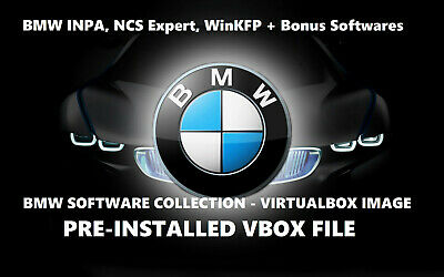 BMW INPA ✔️NCS EXPERT✔️ WinKFP✔️ SP-DATEN✔️+MORE✔️BMW SOFTWARE BUNDLE