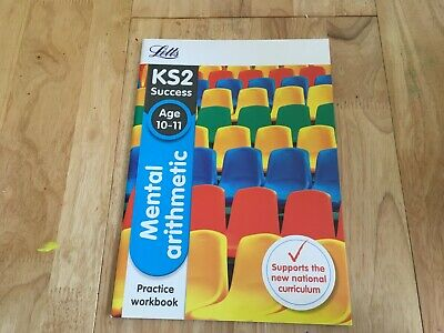 Letts Ks2 Success Age 10 - 11 Year 6 Mental Maths Practice Workbook Answers 2015