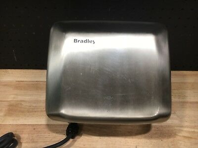 Bradley Auto Hand Dyer  Model Gsq250A - Very Good Working Condition