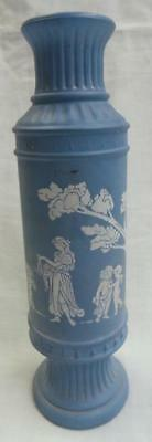 Lovely Collectable Blue And White Avon Bottle