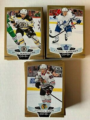 19-20 OPC O-PEE-CHEE Gold Glossy (#251-500) PICK FROM LIST