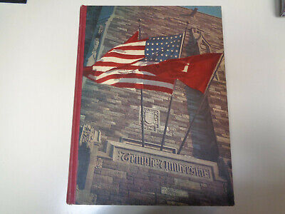 Temple University Yearbook 1949 Philadelphia Pennsylvania Templar