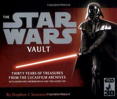 """The """"Star Wars"""" Vault: Thirty Years of Treasures from the Lucasfilm Archives, St"""