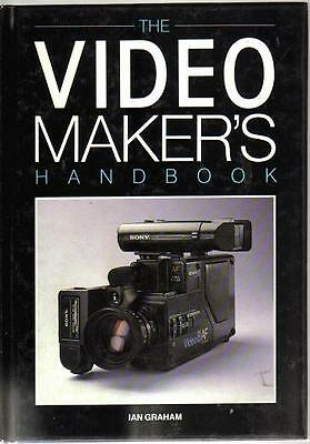 RETRO  BOOK THE VIDEO MAKERS HAND BOOK by IAN GRAHAM