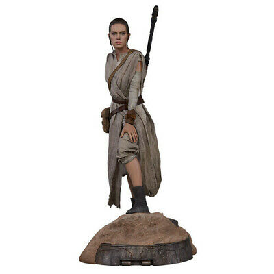 Collector Edition Sideshow Collectibles Star Wars Rey Premium Format Statue