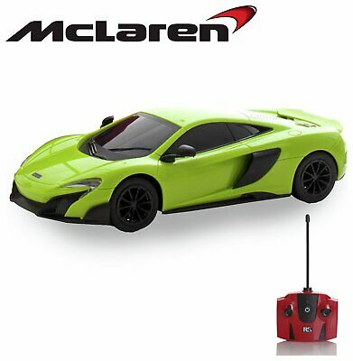 McLaren 675LT RC 1:24 Car - Green.