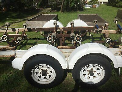 Dunbier Boat Trailer for up to 5.8m boat