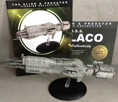 Collection Raumschiffe Aliens U.S.S Sulaco Ship (Limited Edition) EAGLEMOSS