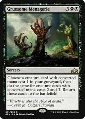 4 RITUAL OF SOOT ~mtg NM-M Guilds of Ravnica Rare x4