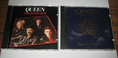 Queen. Greatest Hits 1 And 2. 2 Cds. Greatest Hits 1 West German Pressed Cd